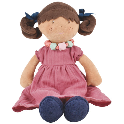 Lottie Sharing Bracelet Personalised Rag Doll 38cm