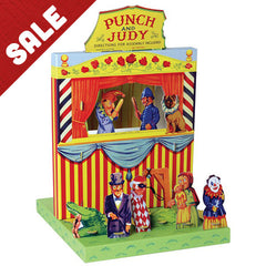 Punch and Judy Puppet Theatre