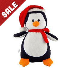 Personalised Teddy Penguin