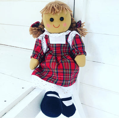 Bonnie Personalised Rag Doll