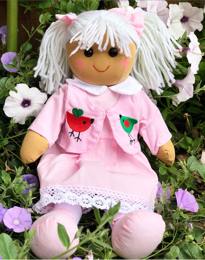 Robyn Personalised Rag Doll