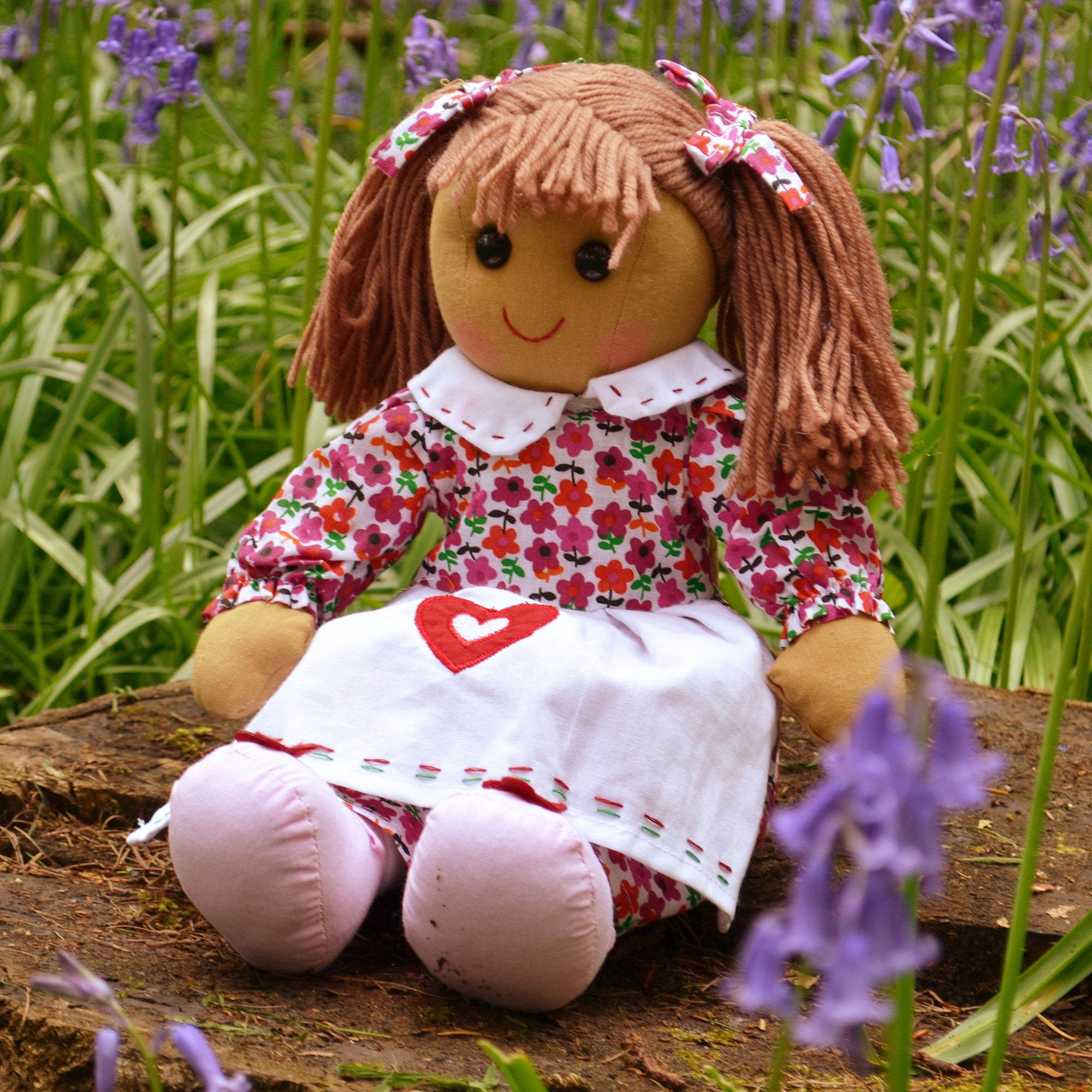 Blossom Personalised Rag Doll