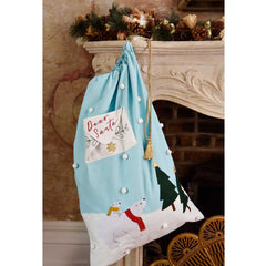 PRE ORDER Luxury Polar Bear Christmas Sack
