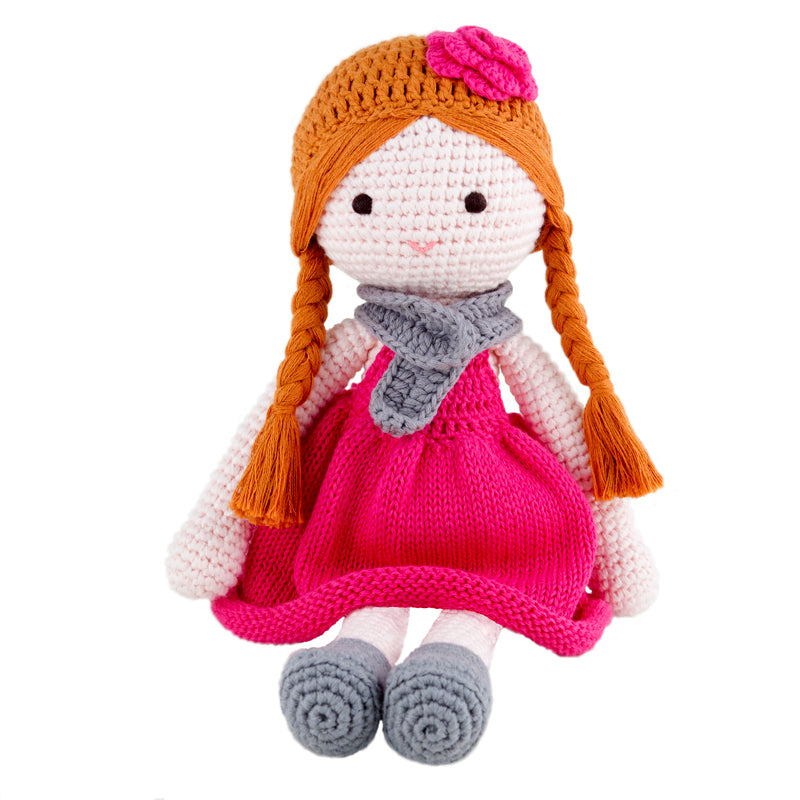 Scarlett Personalised Rag Doll