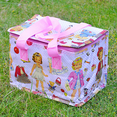 Dress The Dolly Lunch Bag