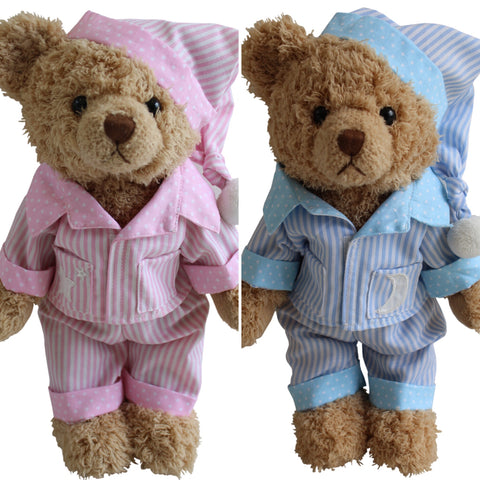 Personalised Bedtime Teddy