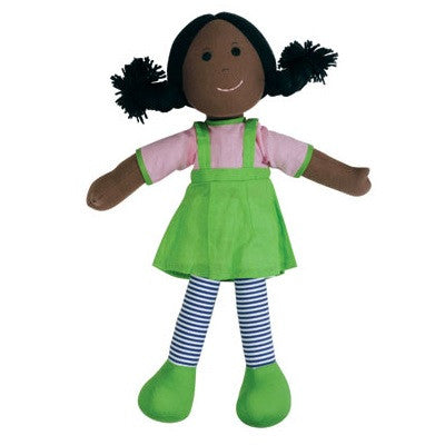 Faith Personalised Rag Doll