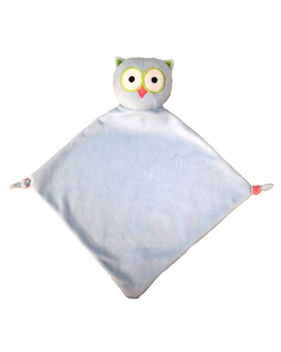 Personalised Owl Comforter