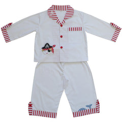 Pirate Personalised Pyjamas