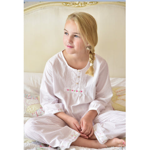 Dotty Personalised Pyjamas