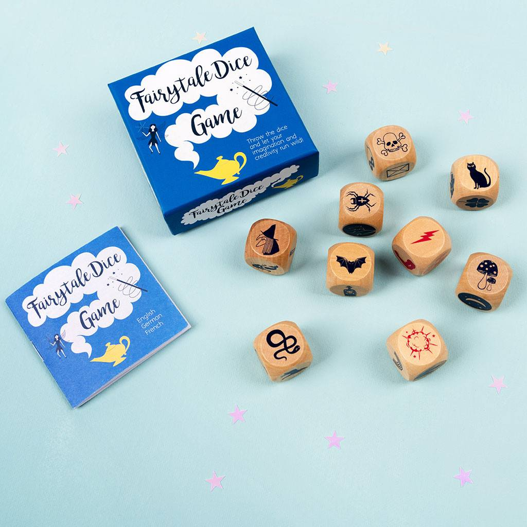 Fairy Tale Story Dice Game