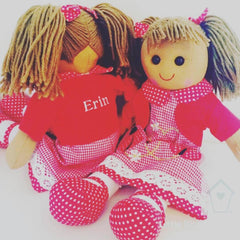 Poppy Personalised Rag Doll