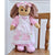 Summer Personalised Rag Doll