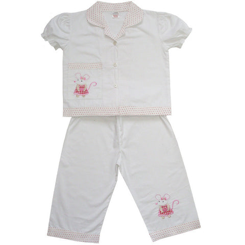 Mousey Personalised Pyjamas