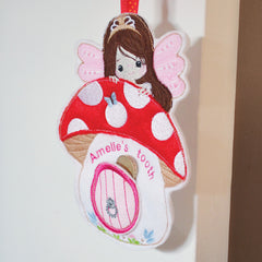 Personalised Tooth Fairy Door Hanger