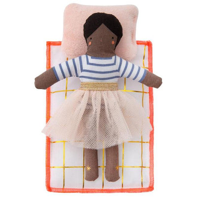 Mini Maia Personalised Doll With Suitcase