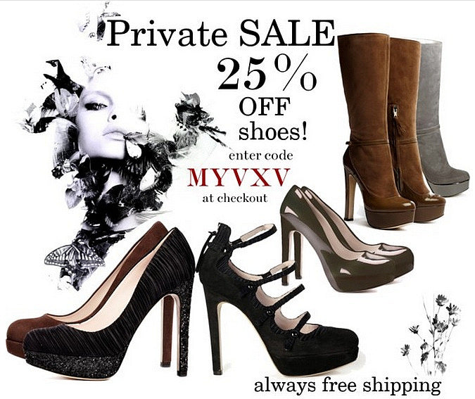 Private Sale at VXV