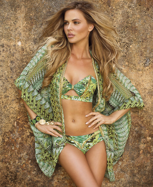 Rio Kimono Cover Up by Paradizia Swimwear