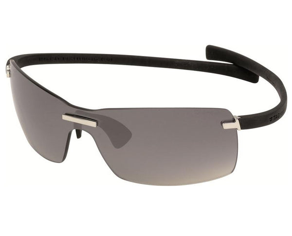 TAG Heuer Rimless Curve  Black temple - Gradient Grey Outdoor lens color