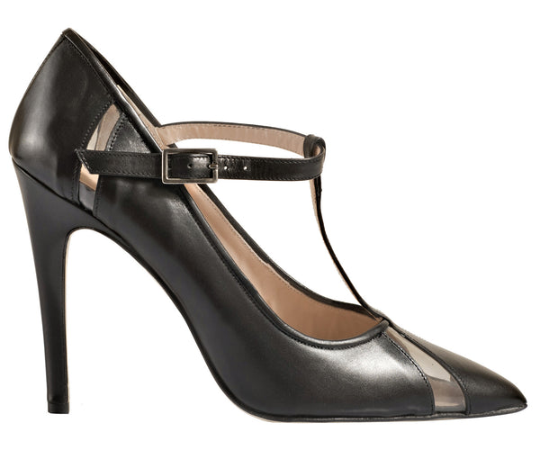 Myrta Decollete Pump by De Siena