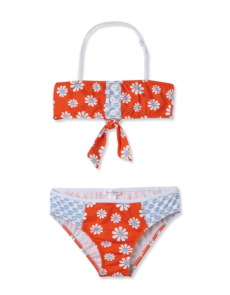 Daisy Girls Bikini by Stella Cove, front view