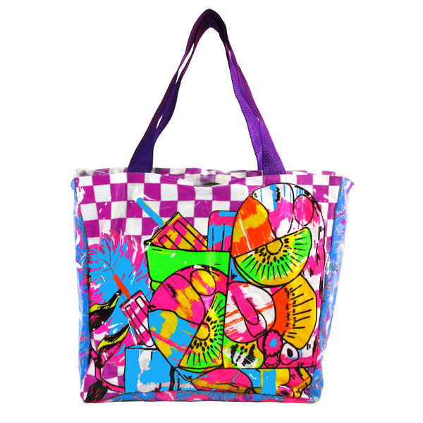 Paleta Beach Bag by MolaMola Swimwear, at VaultXV.com