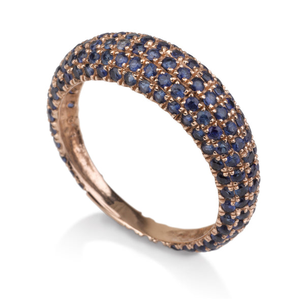 Shining Star Ring by Hagai Geffen