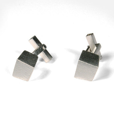 Cube Cuff Links by Oscar Abba