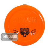 Can Lid - Mud Jug™ - Grizzly Hunter Orange