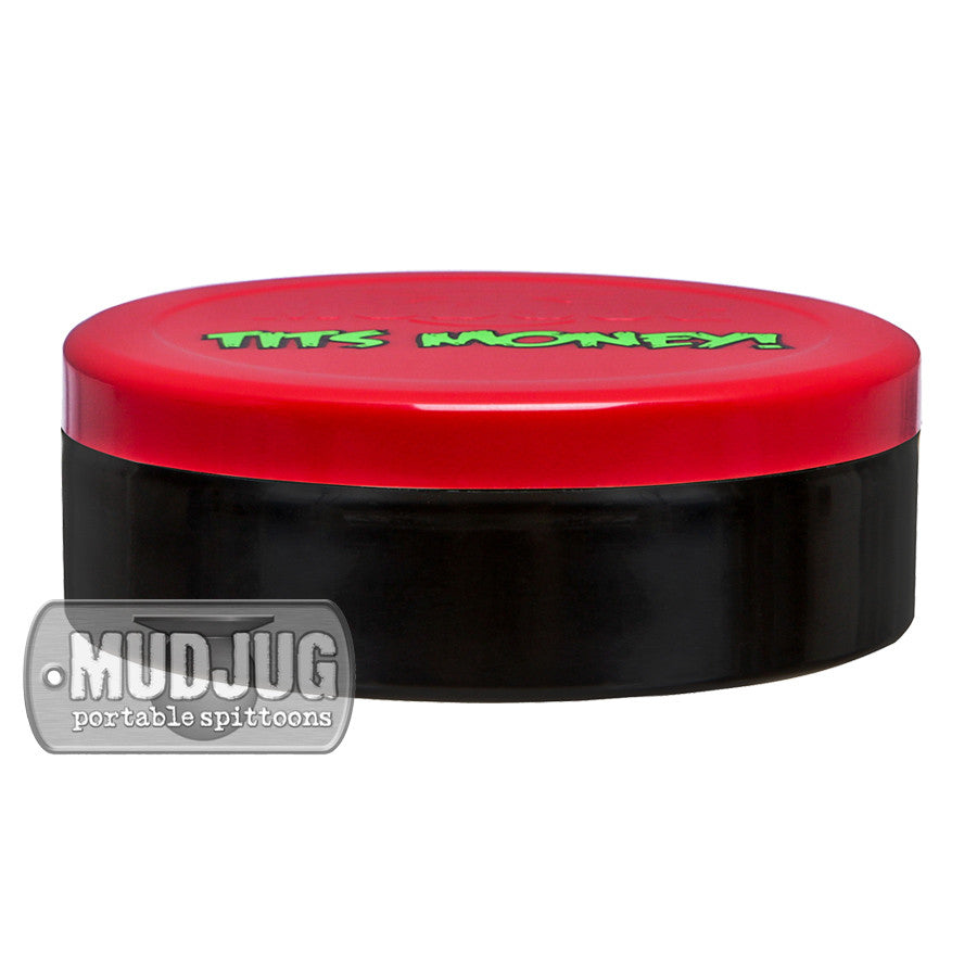Can Lid - Mud Jug™ - Chrisdips1 Tits Money