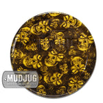 Can Lid - Mud Jug™ - Yellow Hades