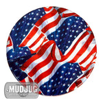 Can Lid - Mud Jug™ - Stars & Stripes