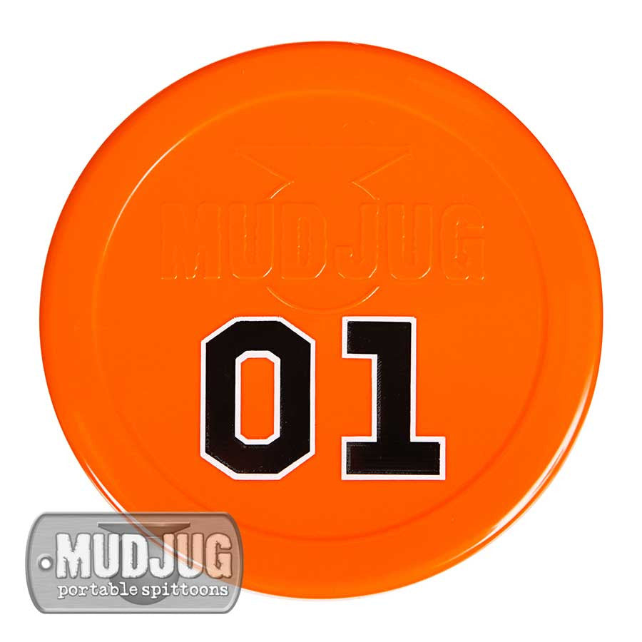 Can Lid - Mud Jug™ - General Lee