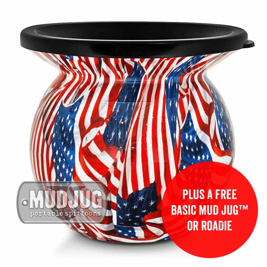 Stars & Stripes Mud Jug™