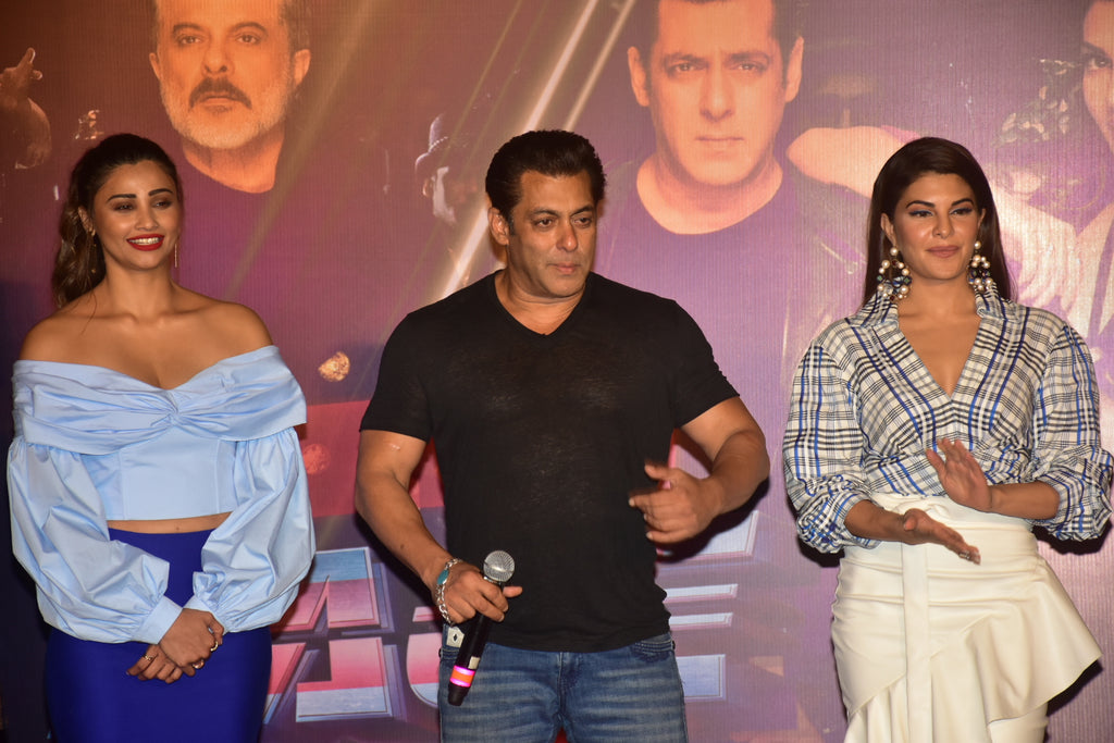 Race 3 song launch