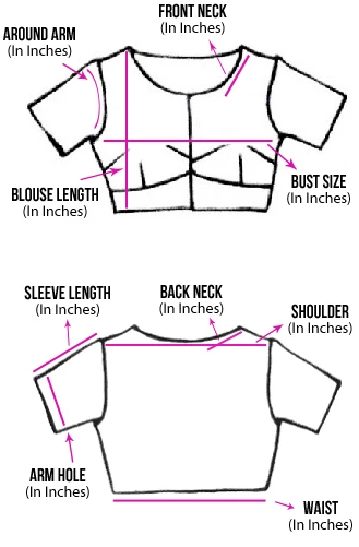 Blouse Sizes