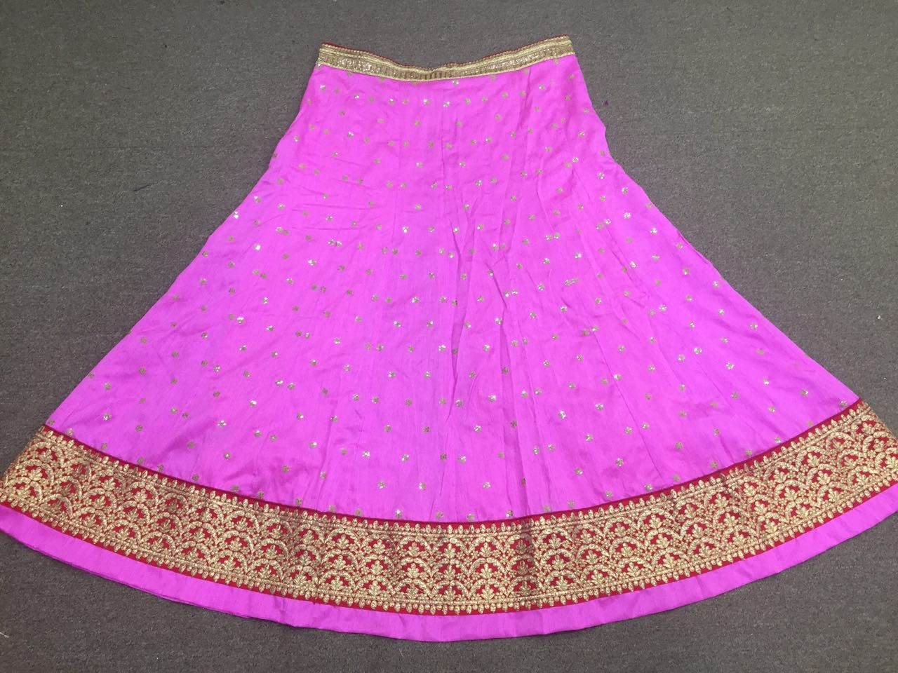 Pink and Pistachio Green Lengha Choli Fashion Dress ,Indian Dresses - 3
