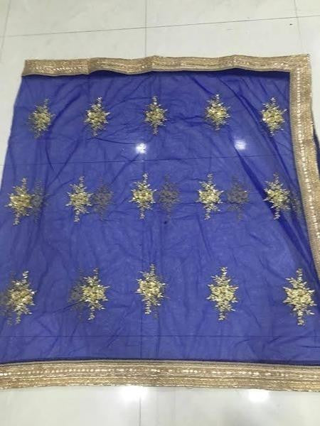 Trendy Dark Blue Indian Lehenga Choli For Wedding ,Indian Dresses - 5