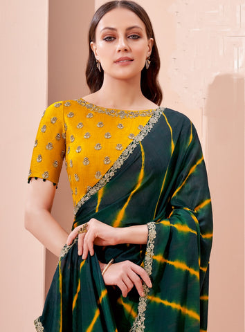 Navy Blue Anarkali Latest Indian Designer Wear Salwar Kameez