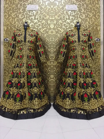 Exclusive Heavy Embroidered Indo Western Dresses Online ,Indian Dresses - 2