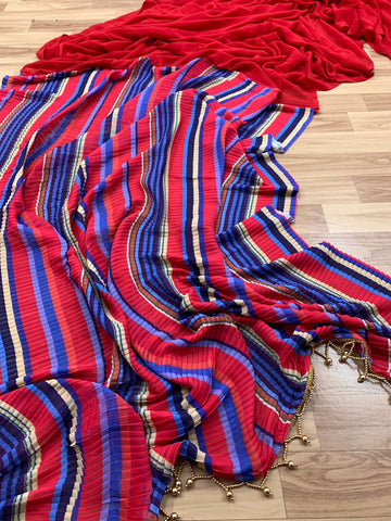 Beige Georgette Fancy Anarkali Salwar Suits Online Shopping India