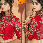 Off White Jacquard Silk Best Lehenga Designs Online ,Indian Dresses - 2