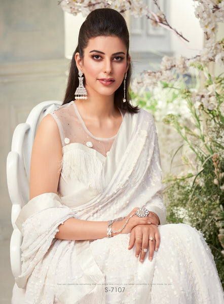 Sea Green Net Embroidered Jacket Style Dress Design Anarkali Suits Online