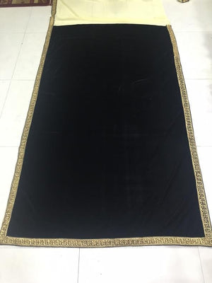 Elegant Black & Cream Bollywood Sarees Online ,Indian Dresses - 2
