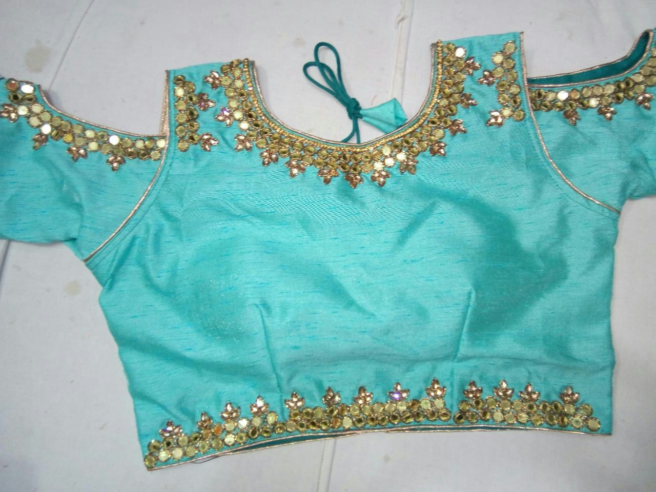 Elegant Blouse Designs in Nepal Kathmandu in Various Colors