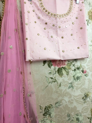 Olive Green And Pink Lehenga Online Shopping ,Indian Dresses - 3