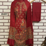 Red Georgete Salwar Kameez Online Shopping