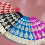 Pink And Gold Bollywood Replica Lehengas Online ,Indian Dresses - 6