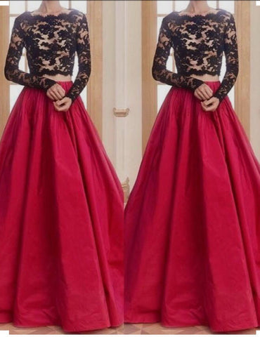 Red Designer Crop Top Blouse With Lehenga