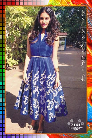 New Bollywood Party Wear Dress Online ,Indian Dresses - 1